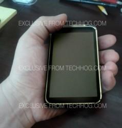 Nexus 3 spotted?