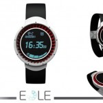 Eole concept watch with turbine bezel lets you blow for the time