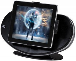 Acoustic Research ARS35i Rotating Docking Station For iPad
