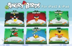 Angry Birds iPad 2 Cases