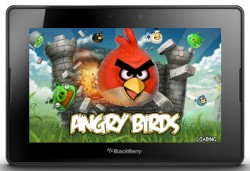 Angry Birds Coming To BlackBerry PlayBook
