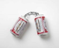 Budweiser Nun Chucks