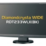 Mitsubishi Electric RDT233WXL 23-inch Full HD IPS Monitor for Japan