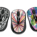 Microsoft Mobile Mouse 3500 Artist Edition
