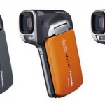 Panasonic Outs 3 New Xacti Style Camcorders