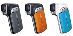 Panasonic Outs 3 New Xacti Style Camcorders
