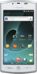 Sharp Aquos SH-12C Android 3D Smartphone