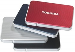Toshiba STOR.E Edition USB 3.0 External Hard Drives