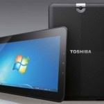 Toshiba Announces WT310/C Oak Trail Windows 7 Tablet