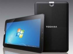Toshiba Announces WT310/C Oak Trail Windows 7 Tablet