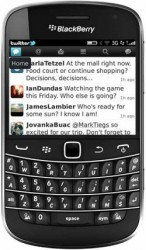 Twitter For BlackBerry Version 2 Beta Now Available