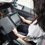 Alaska Airlines introduces iPad flying manuals for pilots
