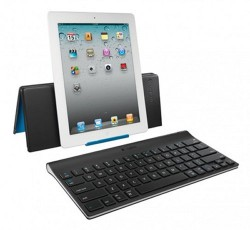 Logitech Tablet Keyboard For iPad And Android Tablets