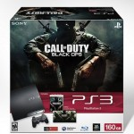 Sony 160GB PlayStation 3 bundle with Call of Duty: Black Ops