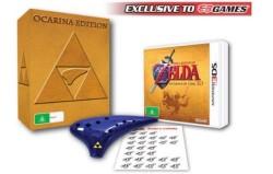Australia getting Ocarina of Time 3D bundle