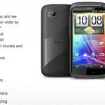 HTC Sensation available for pre-order at Vodafone UK