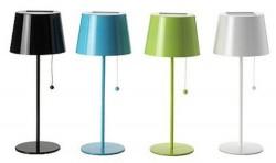 IKEA Solvinden Solar-powered Table Lamp