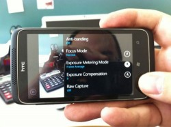 12 Megapixel HTC Windows Phone 7 Smartphone Caught In The Wild