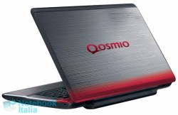 Toshiba 3D Optional Qosmio X770 gaming laptop