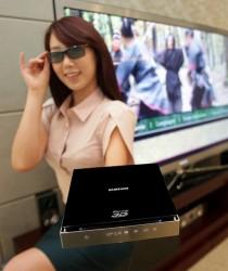 Samsung ships compact BD-D7000 3D Blu-ray player