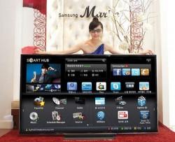 Samsung unveils 75-inch D9500 3D LCD HDTV
