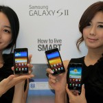 Samsung takes 200K Galaxy S II pre-orders, passes iPhone 4