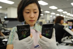 Samsung Galaxy S II hits 3 million pre-orders