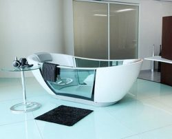 "Smart Hydro ""Intelligent"" Bath Tub"