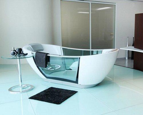 Smart hydro intelligent bath tub for Smart bathroom