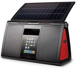 Eton Soulra XL solar-powered iPod boombox now available for pre-order