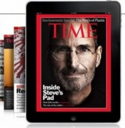 Time Inc. and Apple to offer free iPad downloads to print magazine subscribers