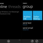 Windows Phone 7 Mango shots reveal built-in IM, cloud Office