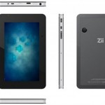ZiiLABS Introduces JAGUAR Android Tablets