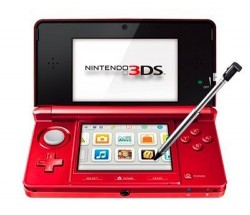 Red Flare 3DS, new Wii package headed for Japan