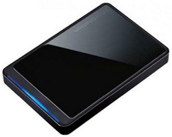 Buffalo 1TB MiniStation HD-PCT1TU2 Portable Hard Drive