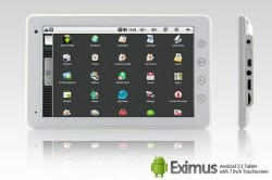 Eximus CVAK-PC11 Android Tablet