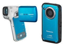 Panasonic Prices New HD Mobile Cameras Arriving In July