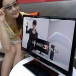 LG MX235D Cinema 3D HDTV