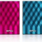 Silicon Power Diamond D10 USB 3.0 Portable Hard Drives