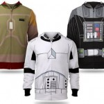 Star Wars Hoodies Look Great