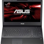ASUS G74 gaming laptop available for pre-order