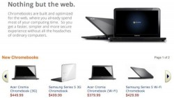 Samsung and Acer Chromebooks available for pre-order at Best Buy and Amazon