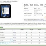 HP TouchPad to be available June 22nd, $500 for 16GB?