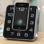 iLive Clock Radio iPhone dock