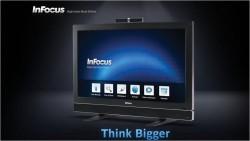 InFocus Mondopad 55-inch multitouch display