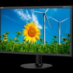 NEC Thin and Green 23-inch MultiSync EX231Wp Display