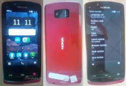 Leaked Photos Of Nokia 700 Zeta