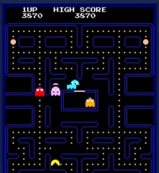 PAC-MAN is free app of the day on Amazon App Store for Android