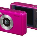 Ricoh waterproof, dirt-resistant PX camera