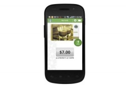 Starbucks mobile payment app for Android